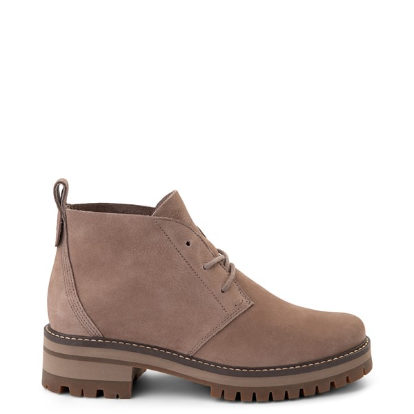 Main view of Womens Timberland Courmayeur Valley Chukka Boot - Taupe