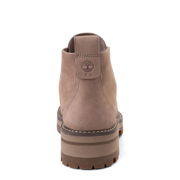 alternate view Womens Timberland Courmayeur Valley Chukka Boot - TaupeALT4