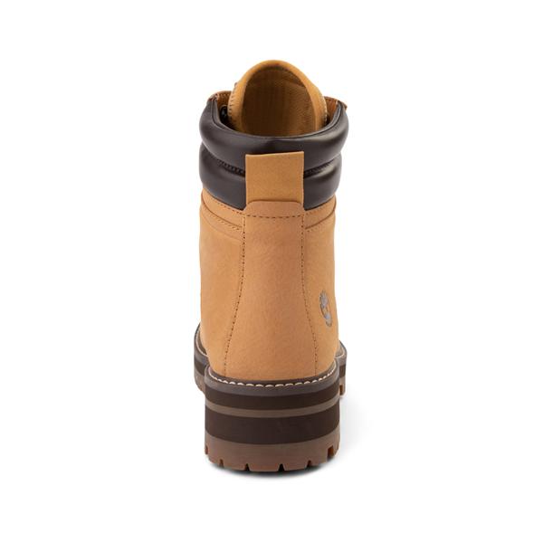 """alternate view Womens Timberland Courmayeur Valley 6"""" Boot - WheatALT4"""