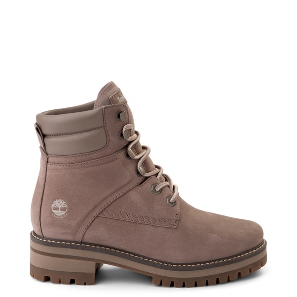 """Main view of Womens Timberland Courmayeur Valley 6"""" Boot - Taupe"""