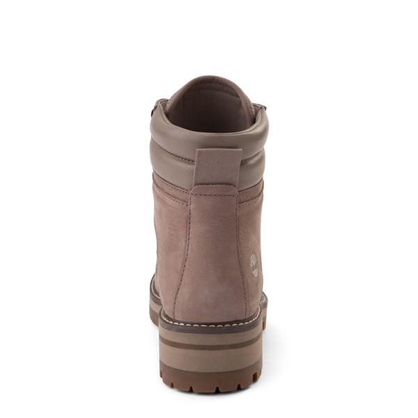 """alternate view Womens Timberland Courmayeur Valley 6"""" Boot - TaupeALT4"""