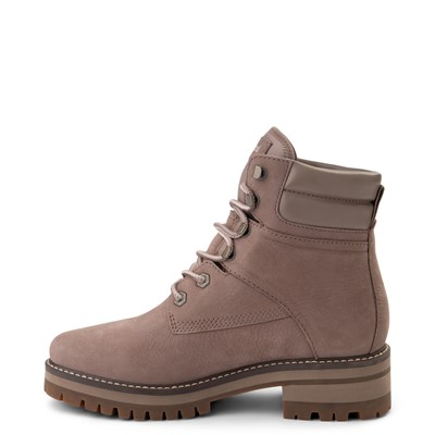 """Alternate view of Womens Timberland Courmayeur Valley 6"""" Boot - Taupe"""