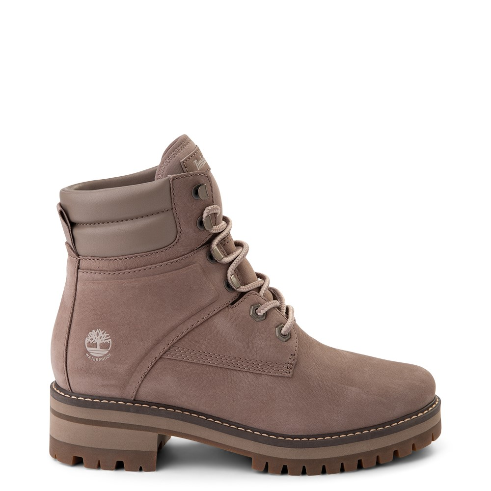 """Womens Timberland Courmayeur Valley 6"""" Boot - Taupe"""