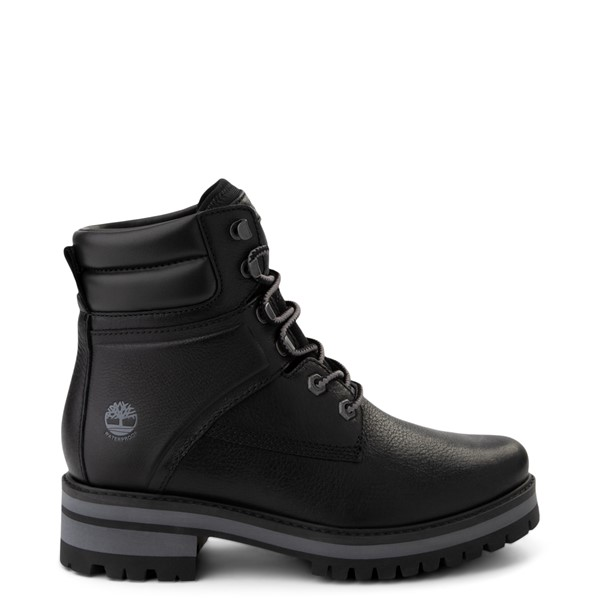 "Main view of Womens Timberland Courmayeur Valley 6"" Boot - Black"
