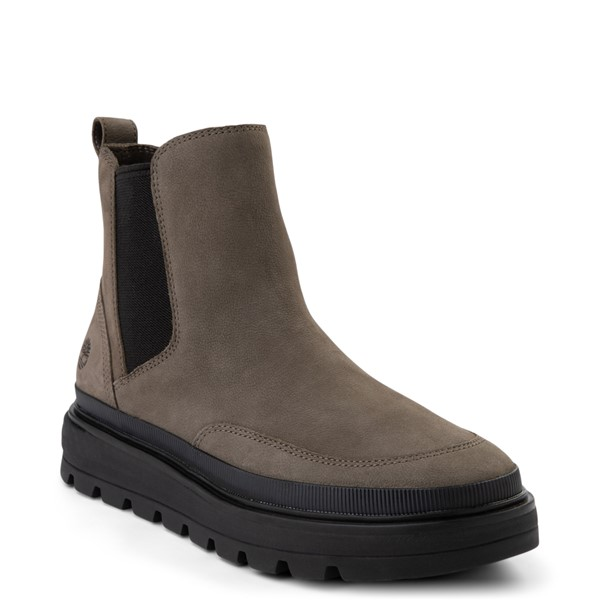 alternate view Womens Timberland Ray City Chelsea Boot - OliveALT5