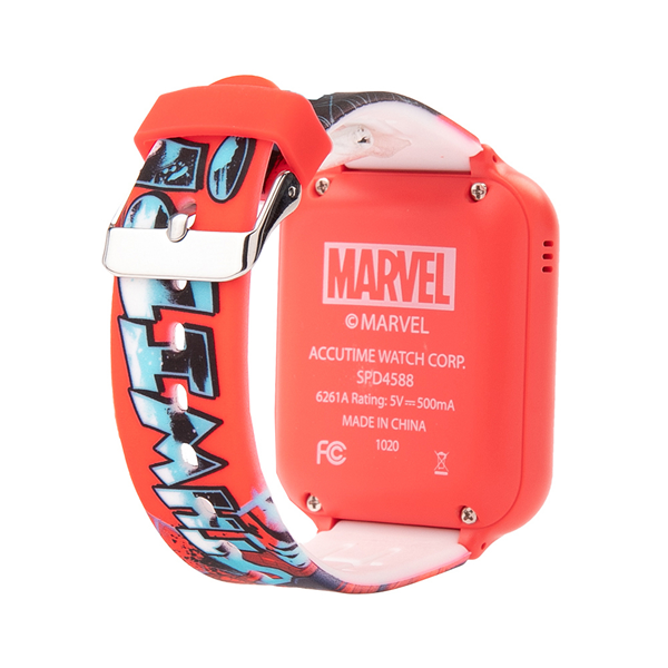 alternate view Marvel Spider-Man Interactive Watch - RedALT2