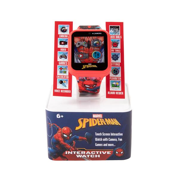 alternate view Marvel Spider-Man Interactive Watch - RedALT3