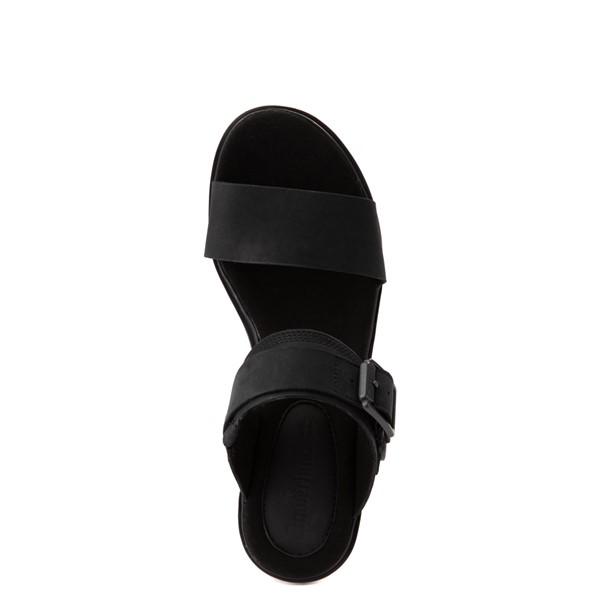 alternate view Womens Timberland Koralyn Platform Sandal - BlackALT2