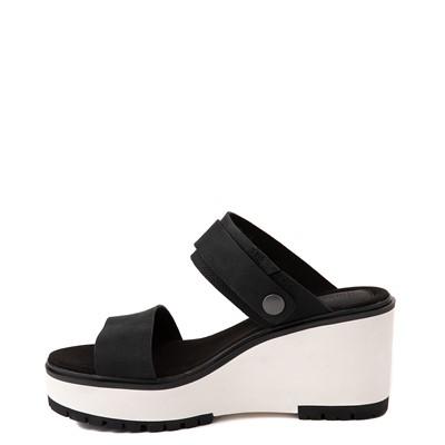 Alternate view of Womens Timberland Koralyn Platform Sandal - Black