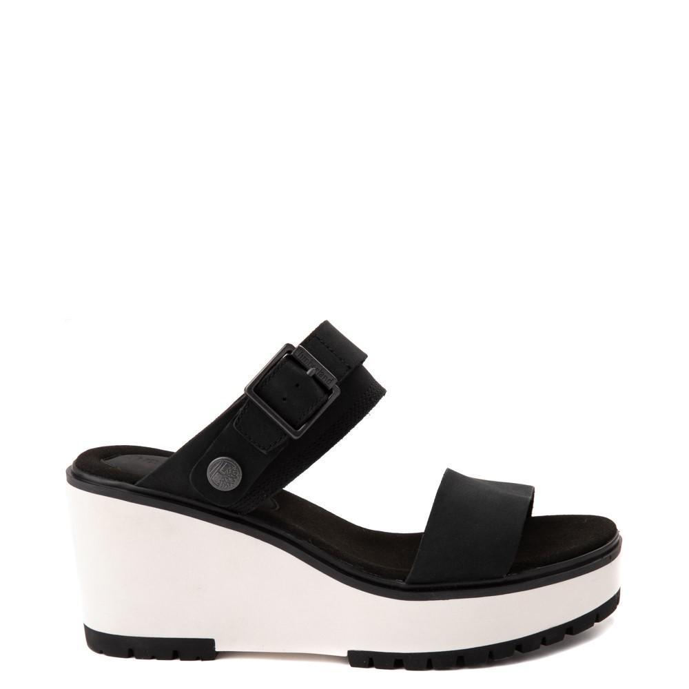 Womens Timberland Koralyn Platform Sandal - Black