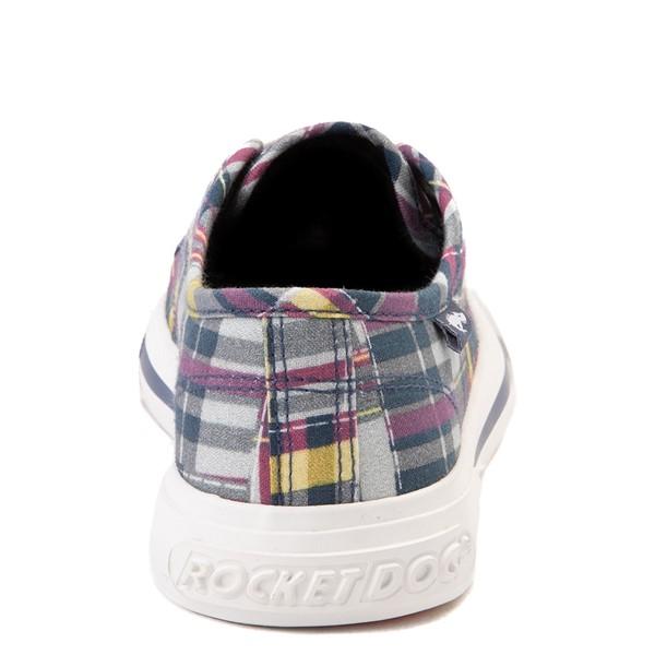 alternate view Womens Rocket Dog Jumpin Sneaker - Patchwork PlaidALT4