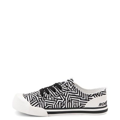 Alternate view of Womens Rocket Dog Jazzin Casual Shoe - Black / Abstract
