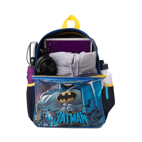 alternate view Batman Backpack Set - BlueALT1