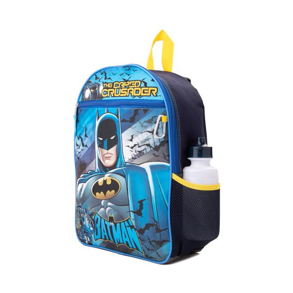 alternate view Batman Backpack Set - BlueALT4
