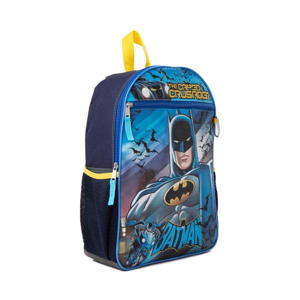 alternate view Batman Backpack Set - BlueALT4B
