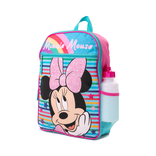 alternate view Minnie Mouse Backpack Set - MulticolorALT4