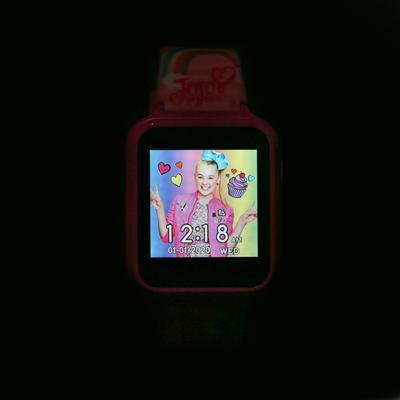 Alternate view of JoJo Siwa™ Interactive Watch - Pink