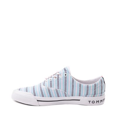 Alternate view of Mens Tommy Hilfiger Pallet Casual Shoe - Blue Stripes