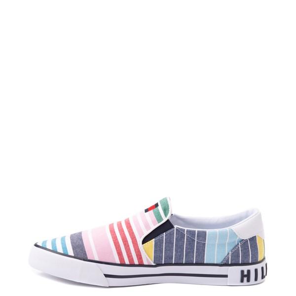 alternate view Mens Tommy Hilfiger Roaklyn Slip On Casual Shoe - MulticolorALT1