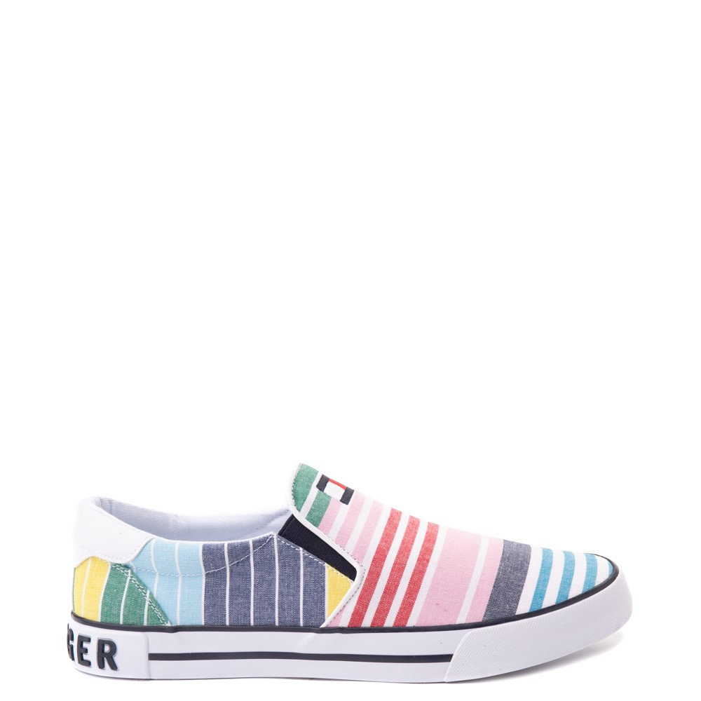 Mens Tommy Hilfiger Roaklyn Slip On Casual Shoe - Multicolor