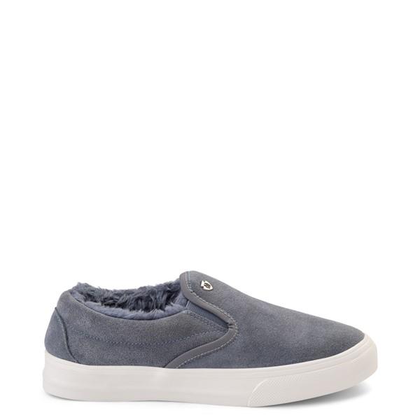 Womens Minnetonka Wilder Slip On Casual Shoe - Vintage Blue