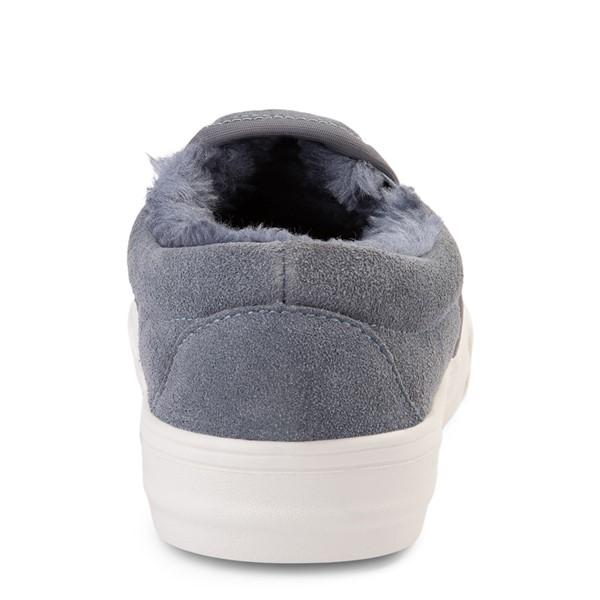 alternate view Womens Minnetonka Wilder Slip On Casual Shoe - Vintage BlueALT4