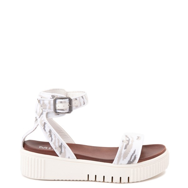 Womens MIA Lunna Sandal - Snow Camo