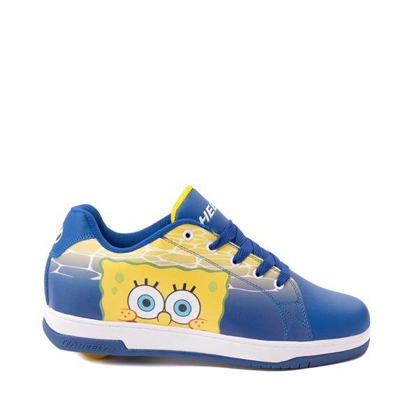 Main view of Mens Heelys x Spongebob Squarepants™ Split Skate Shoe - Blue