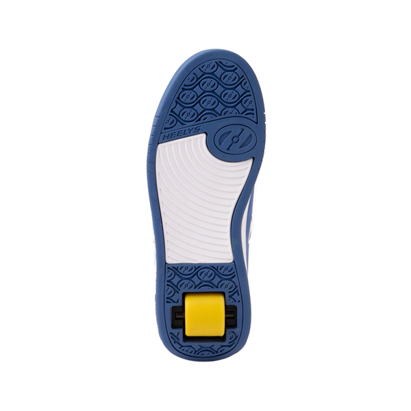 alternate view Mens Heelys x Spongebob Squarepants™ Split Skate Shoe - BlueALT3