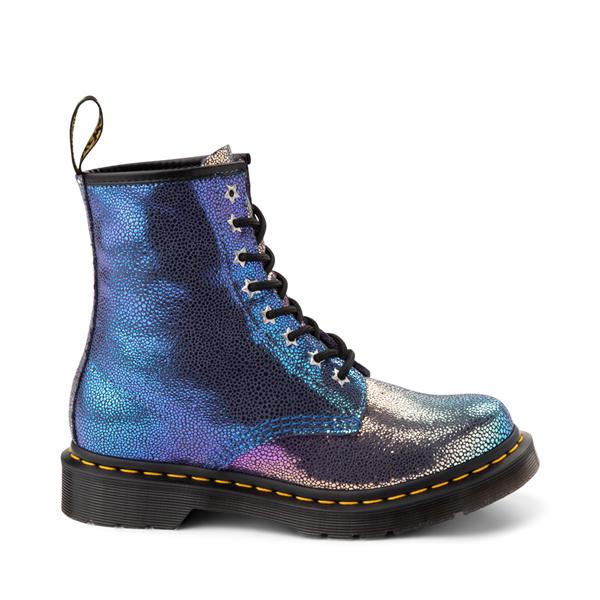 Womens Dr. Martens 1460 8-Eye Boot - Purple