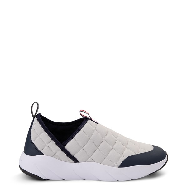 Main view of Mens Tommy Hilfiger Gaines Slip On Casual Shoe - Gray / Navy