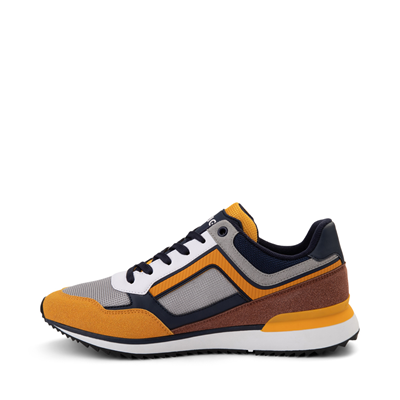 Alternate view of Mens Tommy Hilfiger Vocto 2 Athletic Shoe - Yellow / Gray / Navy