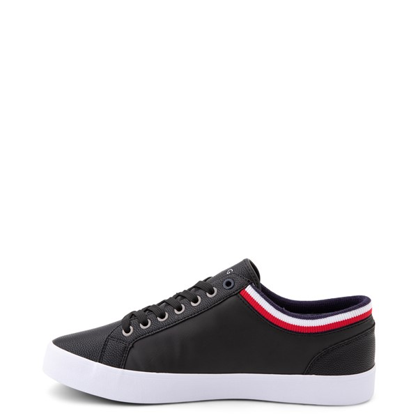 alternate view Mens Tommy Hilfiger Rawler Sneaker - BlackALT1
