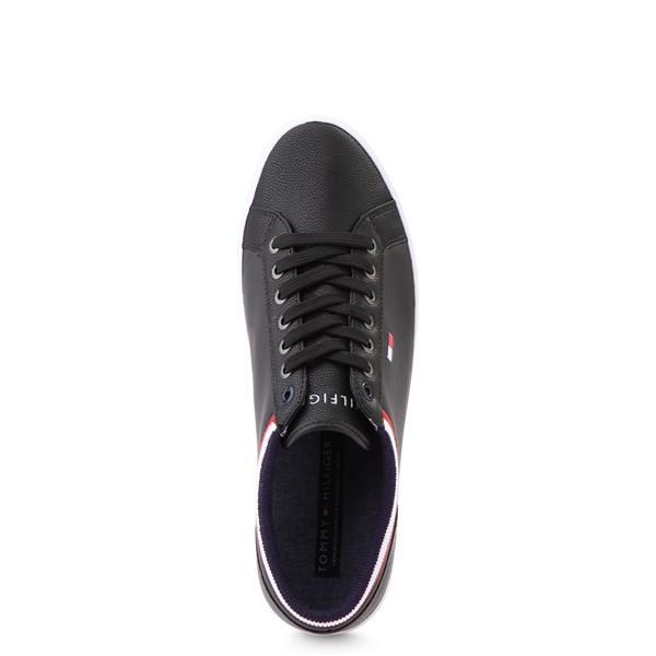 alternate view Mens Tommy Hilfiger Rawler Sneaker - BlackALT2