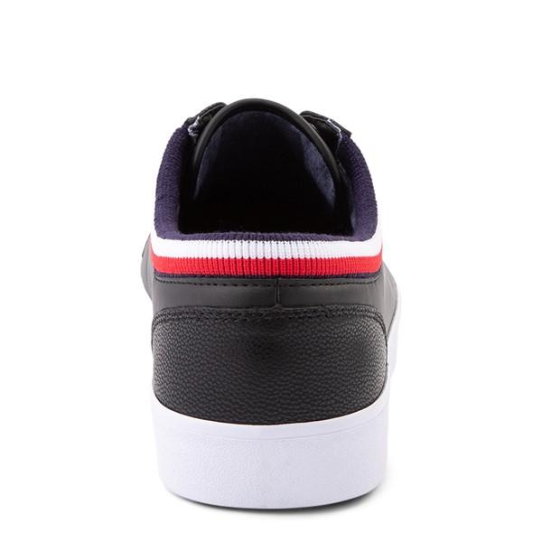 alternate view Mens Tommy Hilfiger Rawler Sneaker - BlackALT4