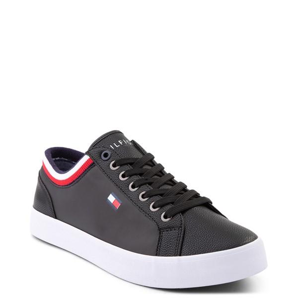 alternate view Mens Tommy Hilfiger Rawler Sneaker - BlackALT5