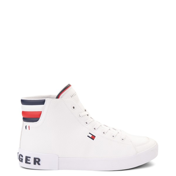 Main view of Mens Tommy Hilfiger Raymen Hi Sneaker - White