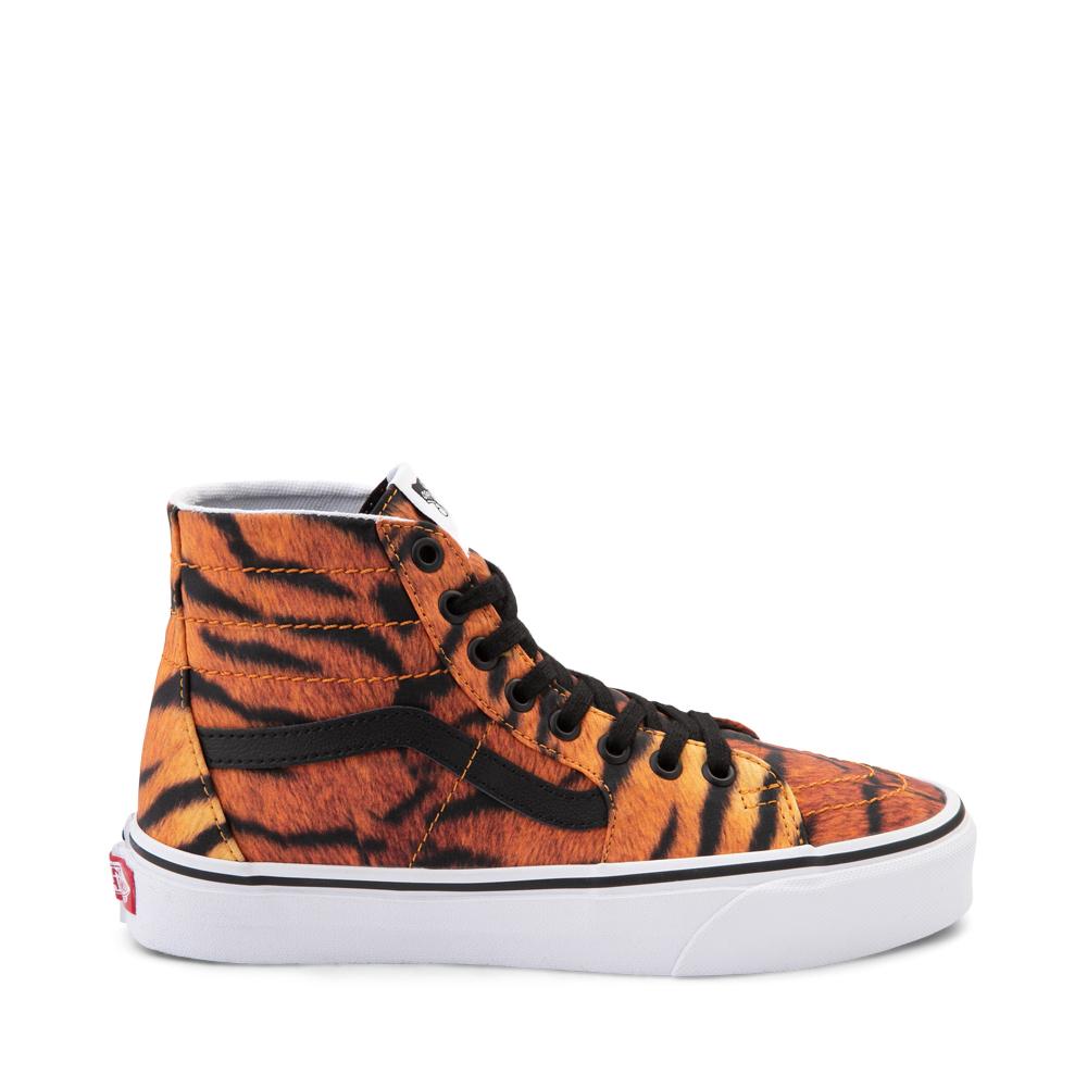 Vans Sk8 Hi Tapered Skate Shoe - Tiger