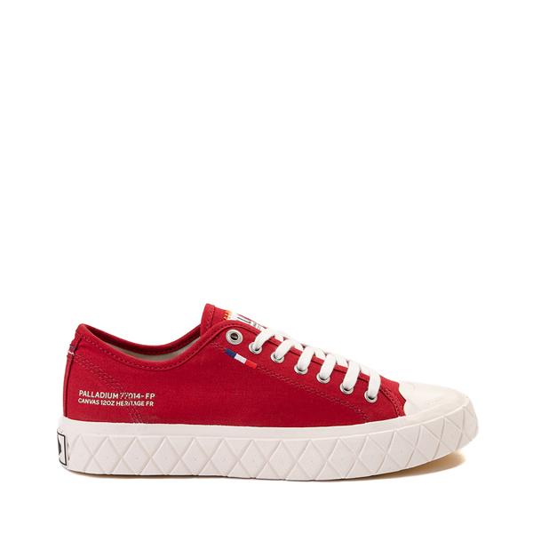 Main view of Palladium Palla Ace Sneaker - Red Salsa