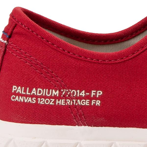 alternate view Palladium Palla Ace Sneaker - Red SalsaALT4B