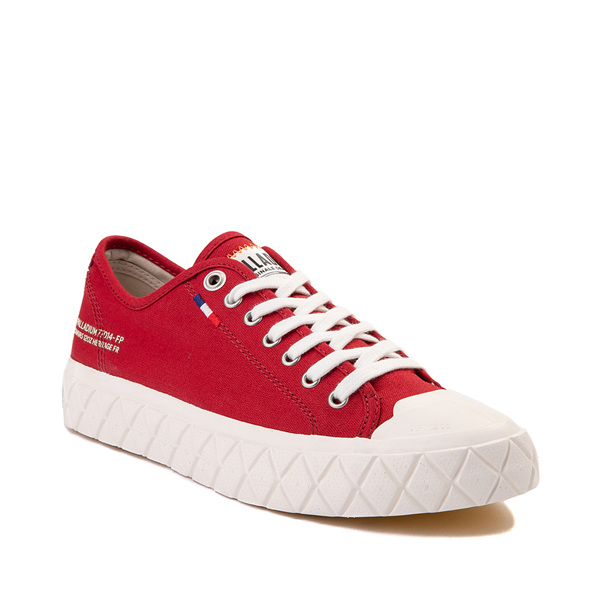 alternate view Palladium Palla Ace Sneaker - Red SalsaALT5