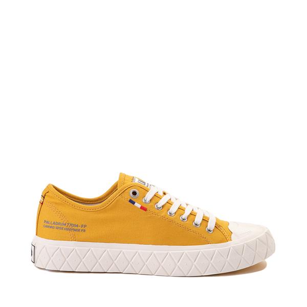 Main view of Palladium Palla Ace Sneaker - Mustard