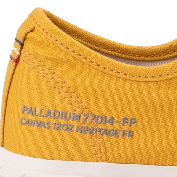 alternate view Palladium Palla Ace Sneaker - MustardALT4B