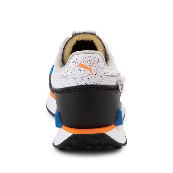 alternate view Puma Future Rider Astronauts Athletic Shoe - Little Kid / Big Kid - GrayALT4