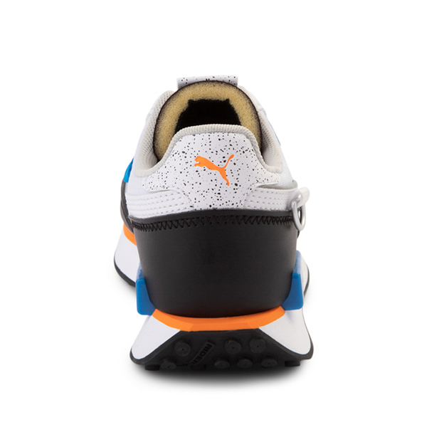 alternate view Puma Future Rider Astronauts Athletic Shoe - Big Kid - GrayALT4