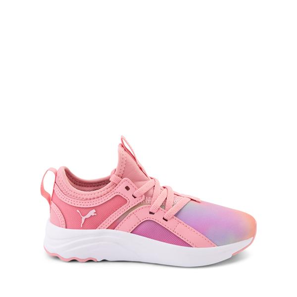 Puma SoftRide Sophia Prismatic Athletic Shoe - Big - Kid - Little - Kid - Multi