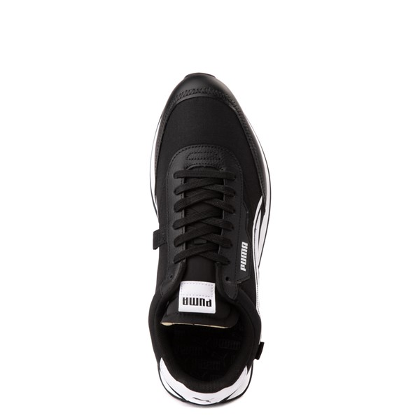 alternate view Mens Puma Future Rider Twofold Athletic Shoe - BlackALT2