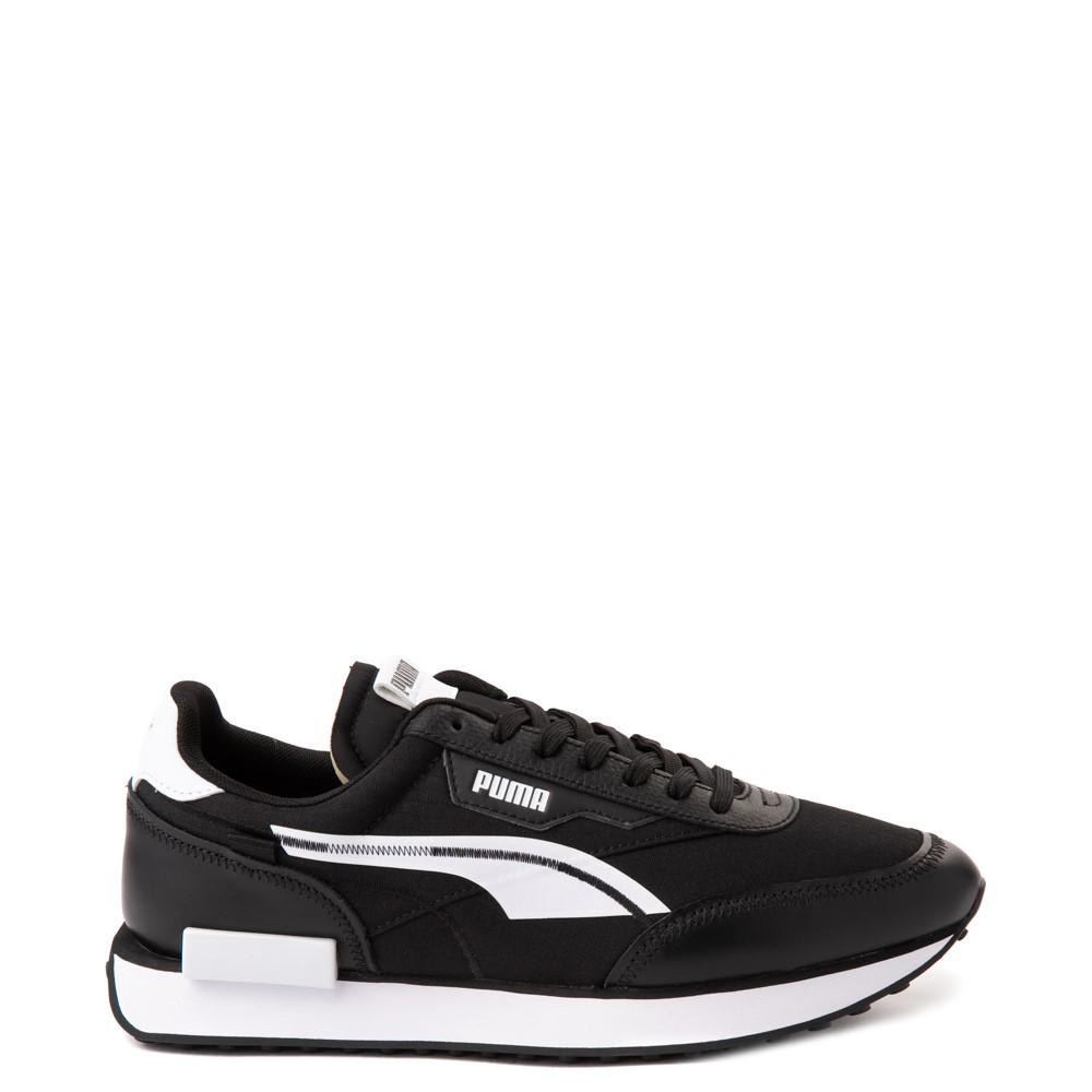 Mens Puma Future Rider Twofold Athletic Shoe - Black