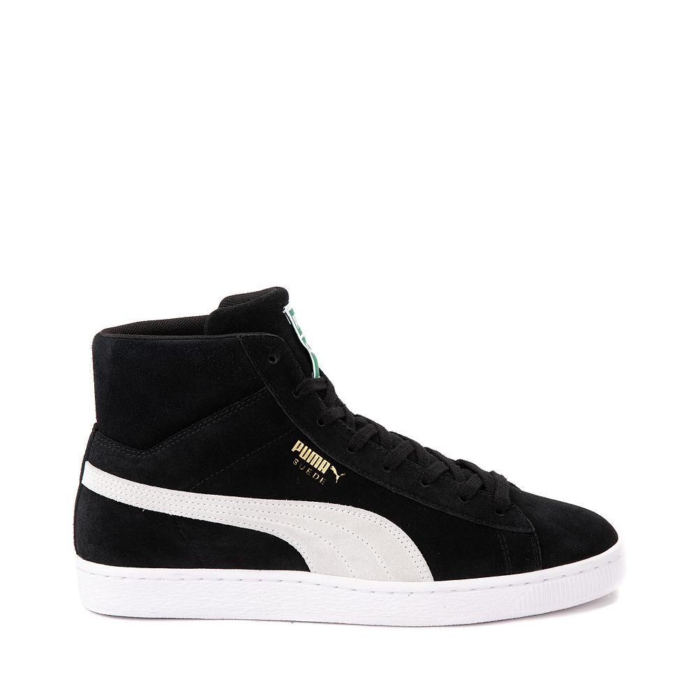 Puma Suede Mid XXI Athletic Shoe - Black