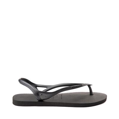 Alternate view of Womens Havaianas Sunny Sandal - Black
